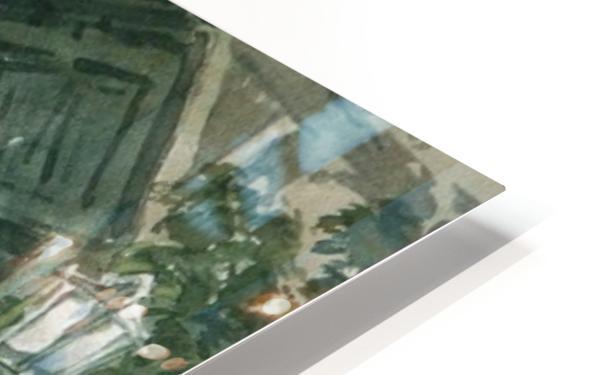 Cerneti HD Sublimation Metal print