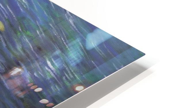 Waterlilies HD Sublimation Metal print