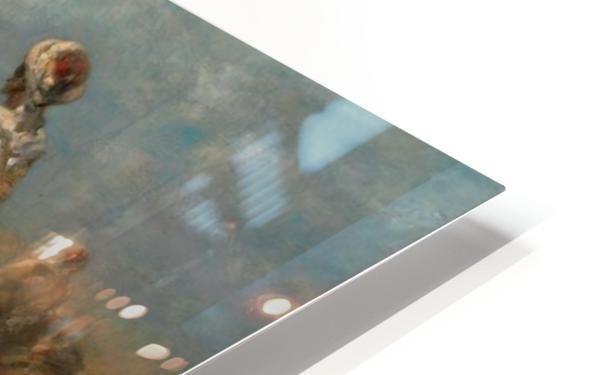 Arabische Reiter HD Sublimation Metal print