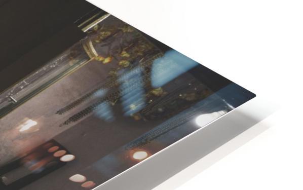 Varanasi Window - Walker HD Sublimation Metal print