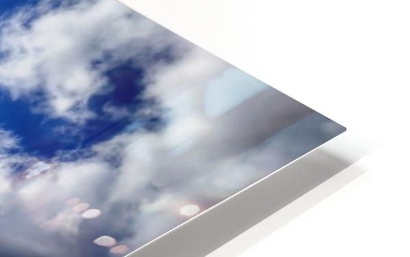 Cloudscape HD Sublimation Metal print