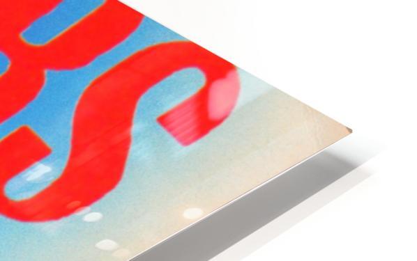 Cubs HD Sublimation Metal print