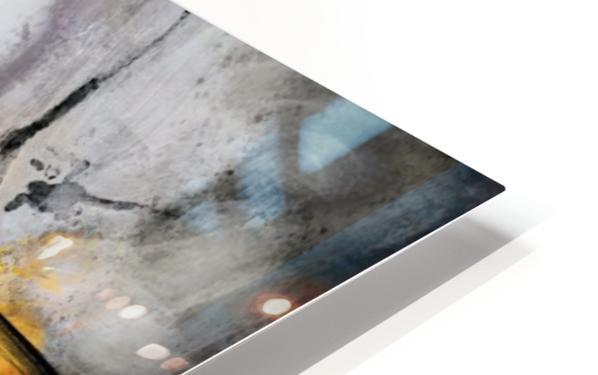ESPACIOS TRUNCADOS HD Sublimation Metal print