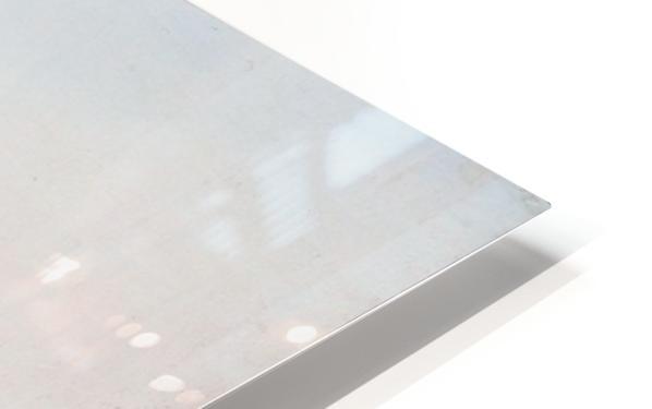 Dresden vom rechten Elbufer HD Sublimation Metal print
