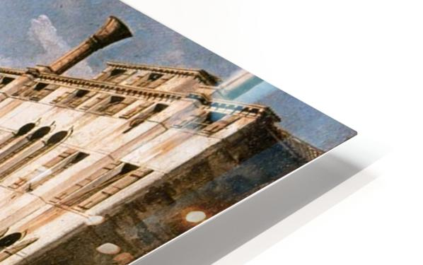Rio dei Mendicanti with the Scuola di San Marco HD Sublimation Metal print