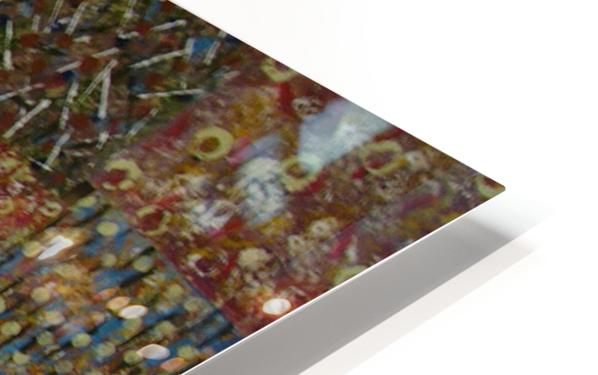 Patchwork HD Sublimation Metal print