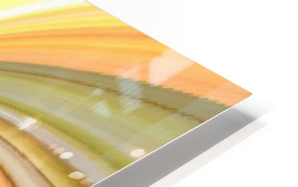 DISTORSION 3 HD Sublimation Metal print