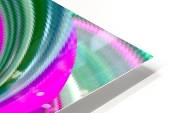 DISTORSION 5B HD Sublimation Metal print