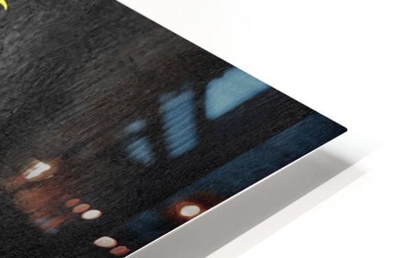 Austin Texas Skyline Wall Art HD Sublimation Metal print