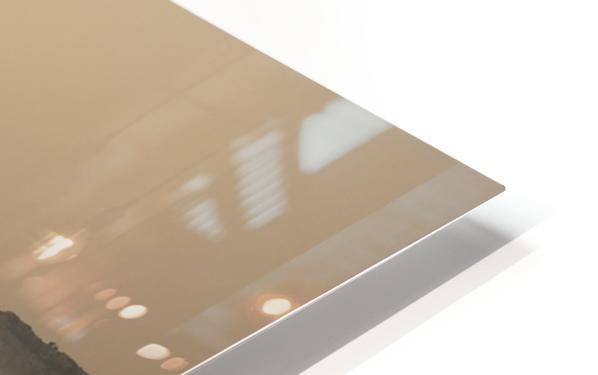 Fog HD Sublimation Metal print
