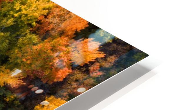 lautomne Impression de sublimation métal HD