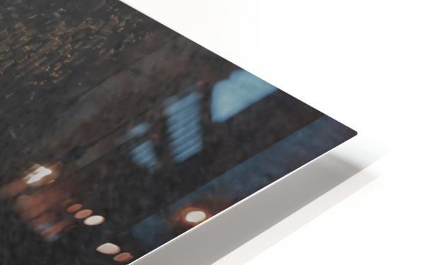 The night hunter HD Sublimation Metal print