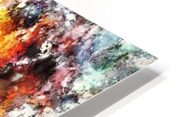 A secret recipe HD Sublimation Metal print