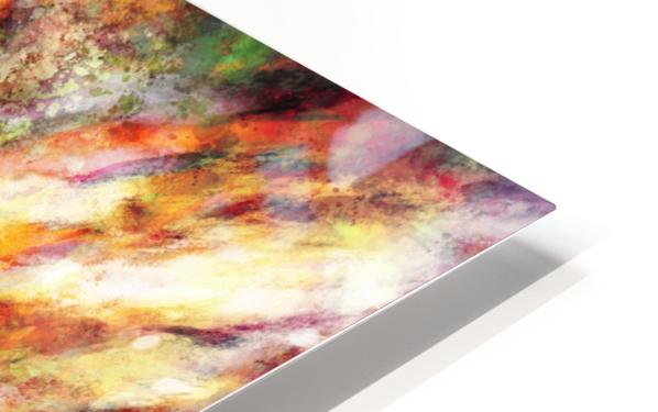 Back to the fires HD Sublimation Metal print