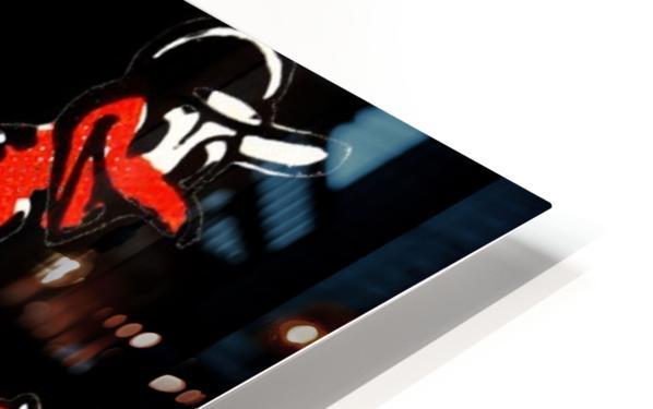 baltimore orioles retro remix row one Impression de sublimation métal HD