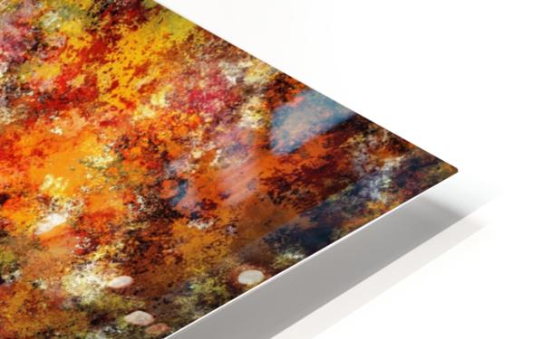 Blistering 2 HD Sublimation Metal print