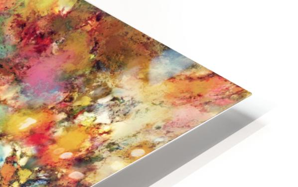 Breaking point HD Sublimation Metal print