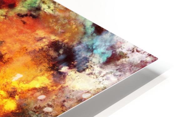 Breathe HD Sublimation Metal print
