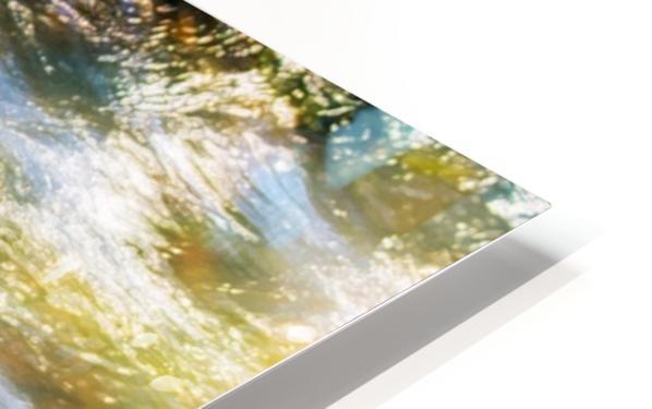 River I HD Sublimation Metal print