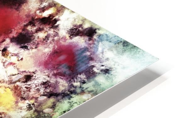 Compression HD Sublimation Metal print