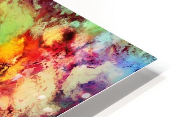 Crunch HD Sublimation Metal print