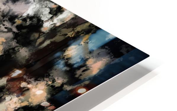 Crust Impression de sublimation métal HD