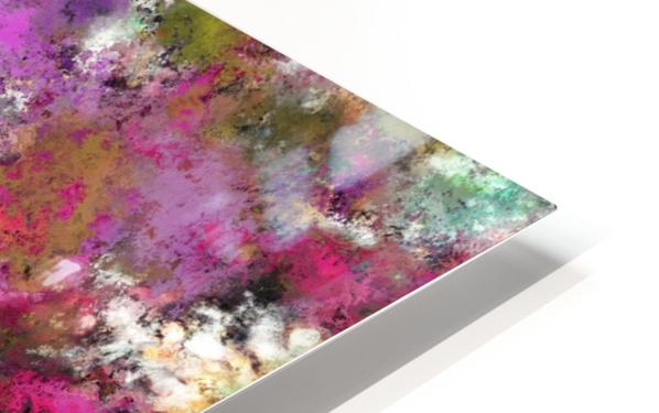 Debris HD Sublimation Metal print