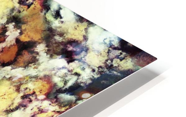 Fractured viewpoint HD Sublimation Metal print