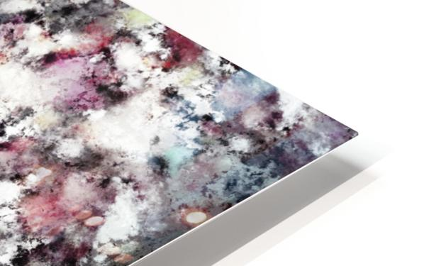 Ground frost HD Sublimation Metal print