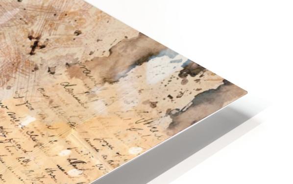 Chester Charles Bennington HD Sublimation Metal print