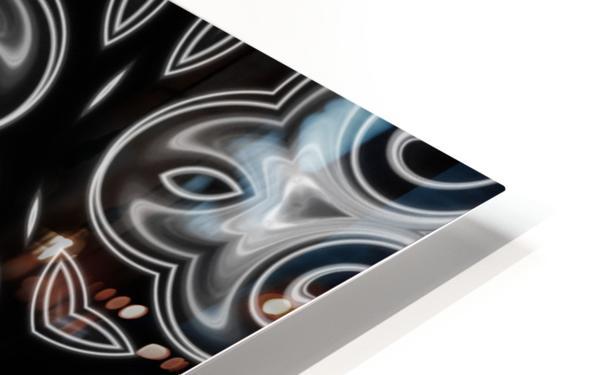Abstract digital Art HD Sublimation Metal print