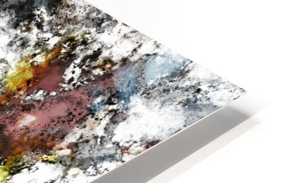 Invisible surface HD Sublimation Metal print