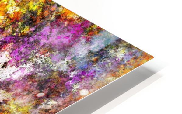 Jumble HD Sublimation Metal print