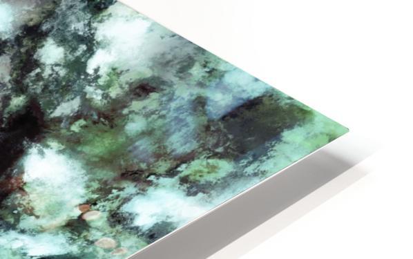 Loom HD Sublimation Metal print