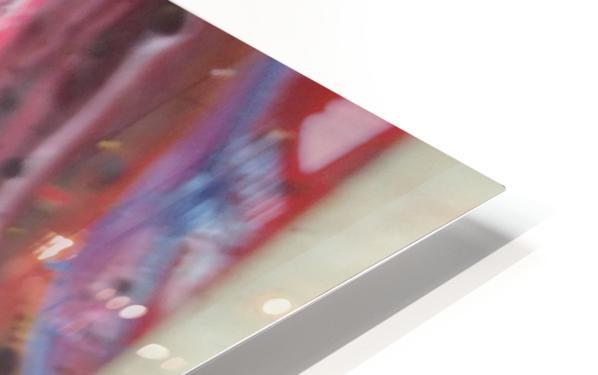 purgutry HD Sublimation Metal print