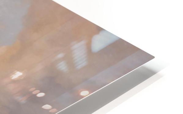Capriccio stadsgezicht, elementen Deventer HD Sublimation Metal print