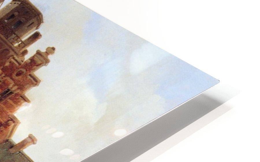 Hove van H - The ferry - Sun HD Sublimation Metal print