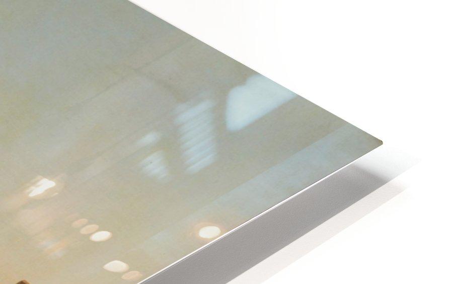 Belgian Continental Market HD Sublimation Metal print
