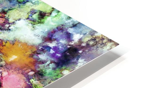 Punch HD Sublimation Metal print