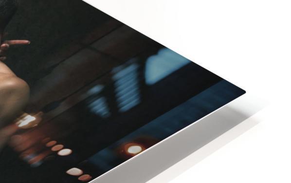 Si pres et si loin 1 HD Sublimation Metal print