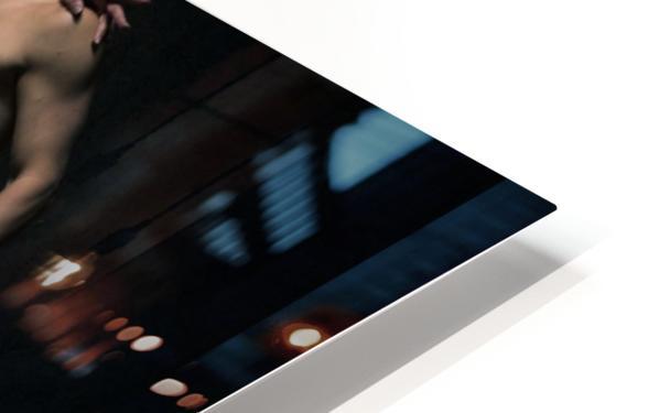 Si pres et si loin 2 HD Sublimation Metal print