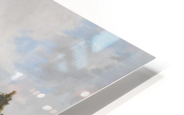 A Capriccio View Of The Hofvijver, The Hague HD Sublimation Metal print