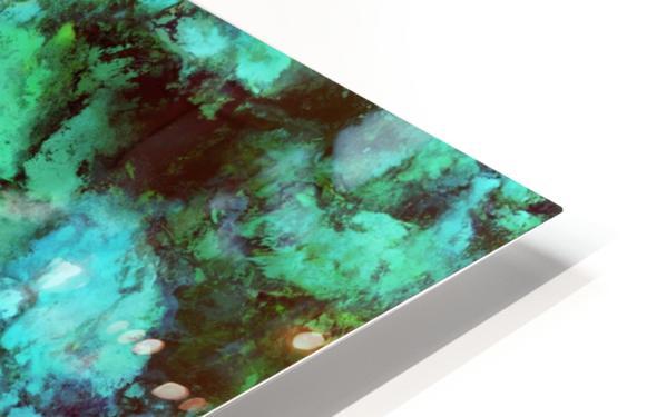 Regeneration HD Sublimation Metal print