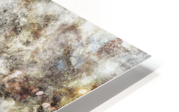 Residue HD Sublimation Metal print