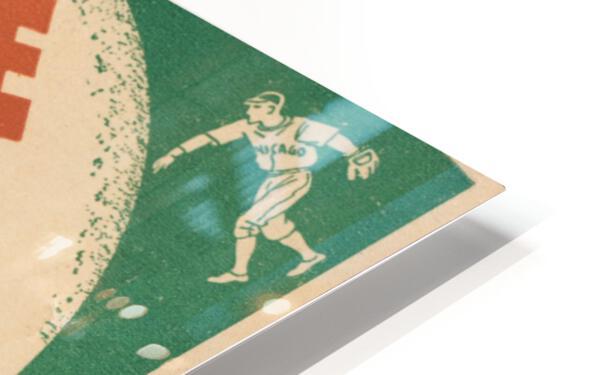 1939 Chicago White Sox Art HD Sublimation Metal print