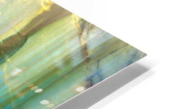 Lakeside Intrigue HD Sublimation Metal print