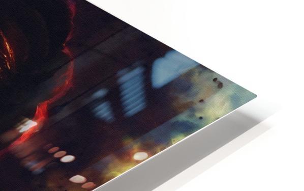 aloy   horizon zero dawn videogame HD Sublimation Metal print