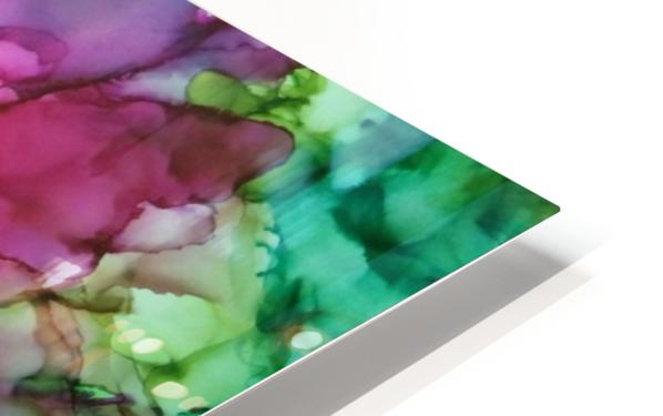Forever Blooming HD Sublimation Metal print