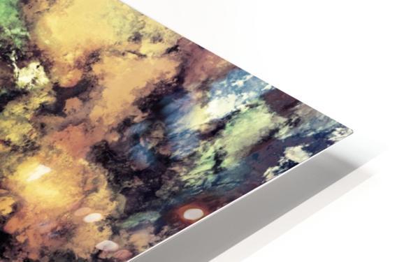 Slide HD Sublimation Metal print