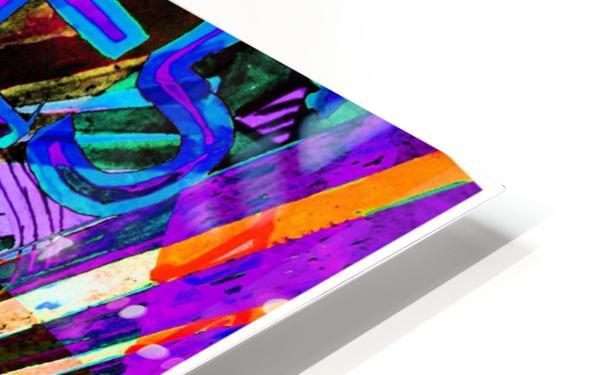 Lies HD Sublimation Metal print